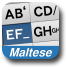 1Hand Mail / SMS Maltese icon